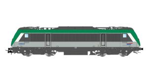 Jouef HJ2366 SNCF BB36000 Electric, Green/Grey Livery, Era V
